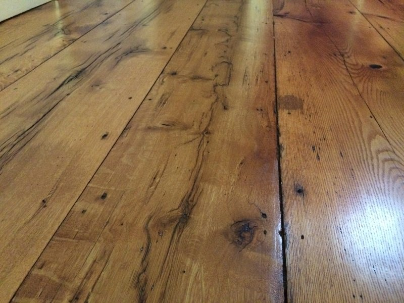 wood flooring & 3 Signs Itu0027s Time to Refinish Your Wood Flooring - Advanced Wood ...
