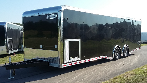 New Trailers At Flying A Motorsports Just Arrived