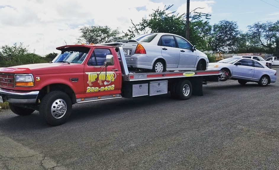 towing company