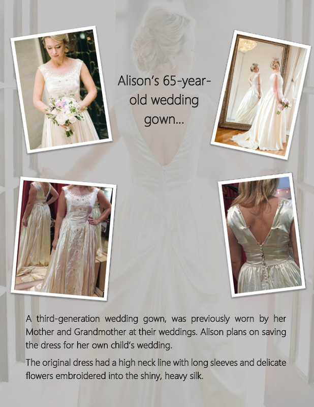 4 Reasons To Get Your Wedding Dress Restyled Wo S Custom