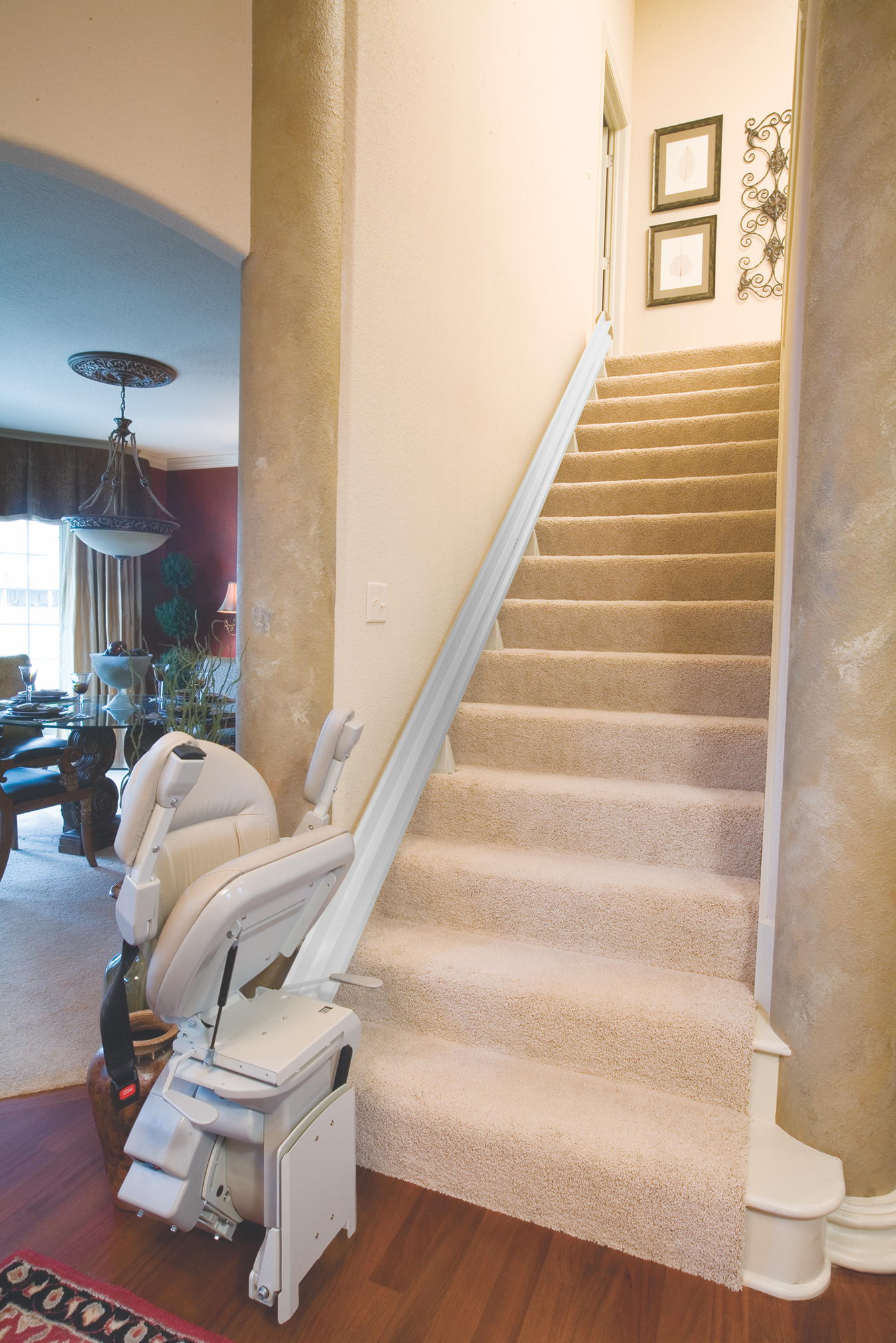 What Is A Stair Lift Amp Does Insurance Cover It Lincoln