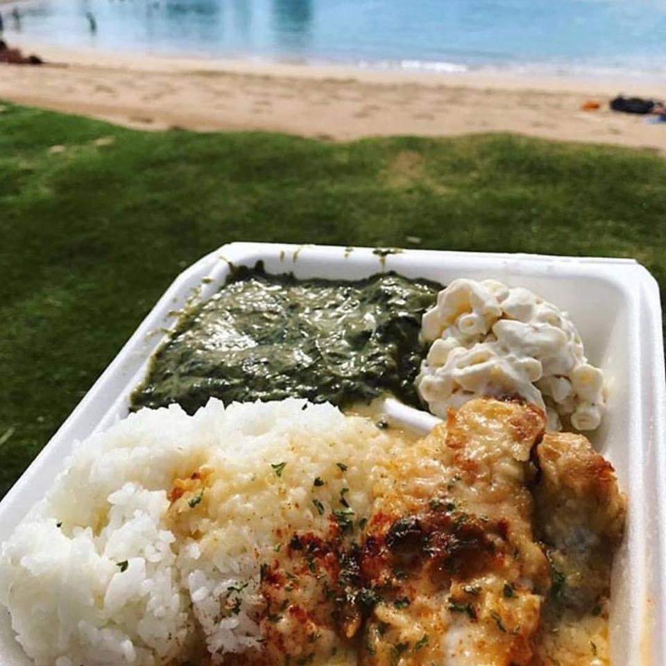 hawaiian food