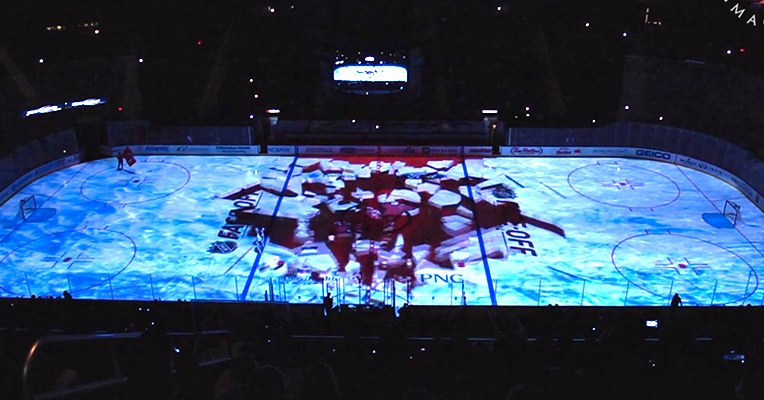 3D Projection Floor - Unlimited