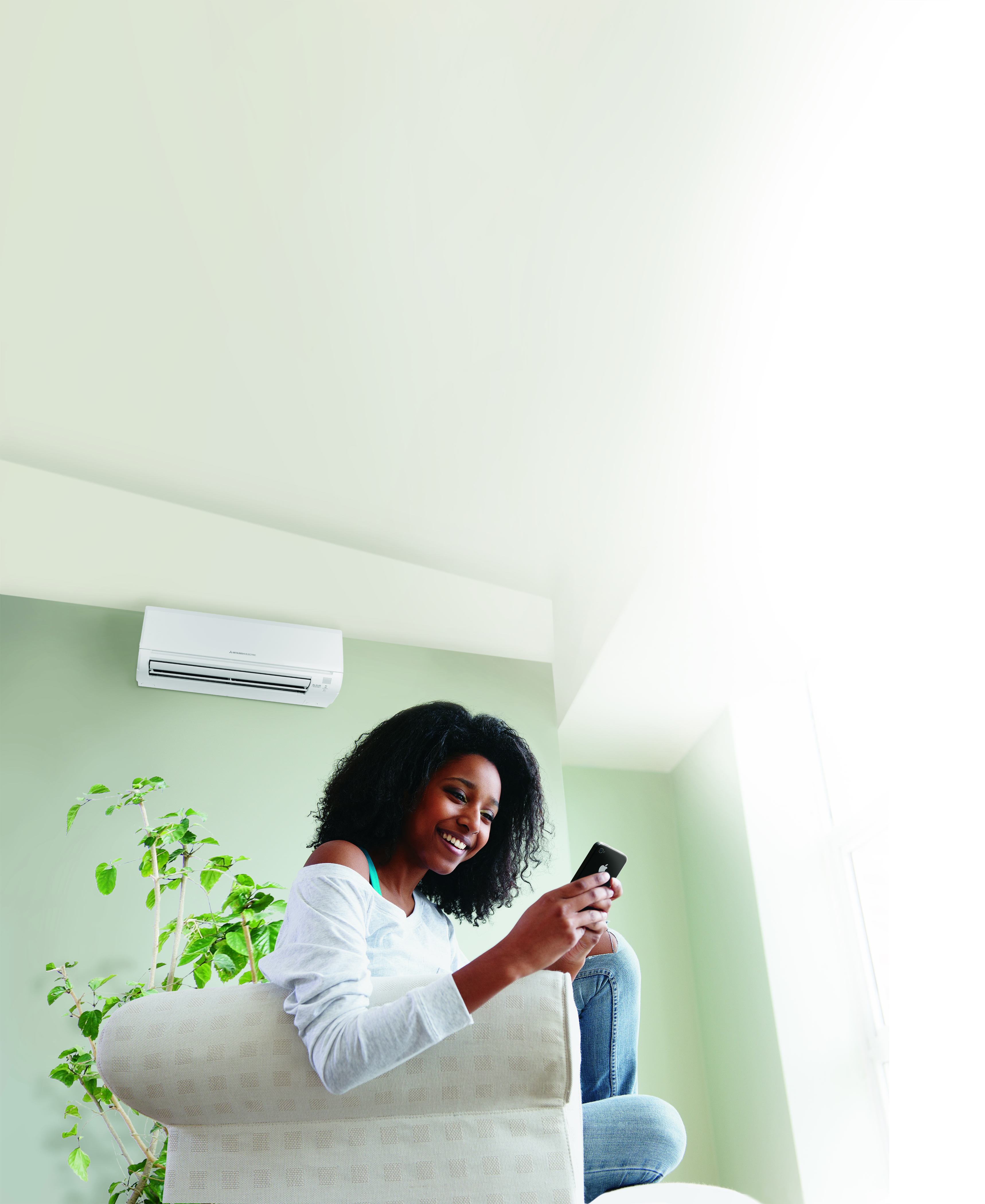 wall-mounted AC