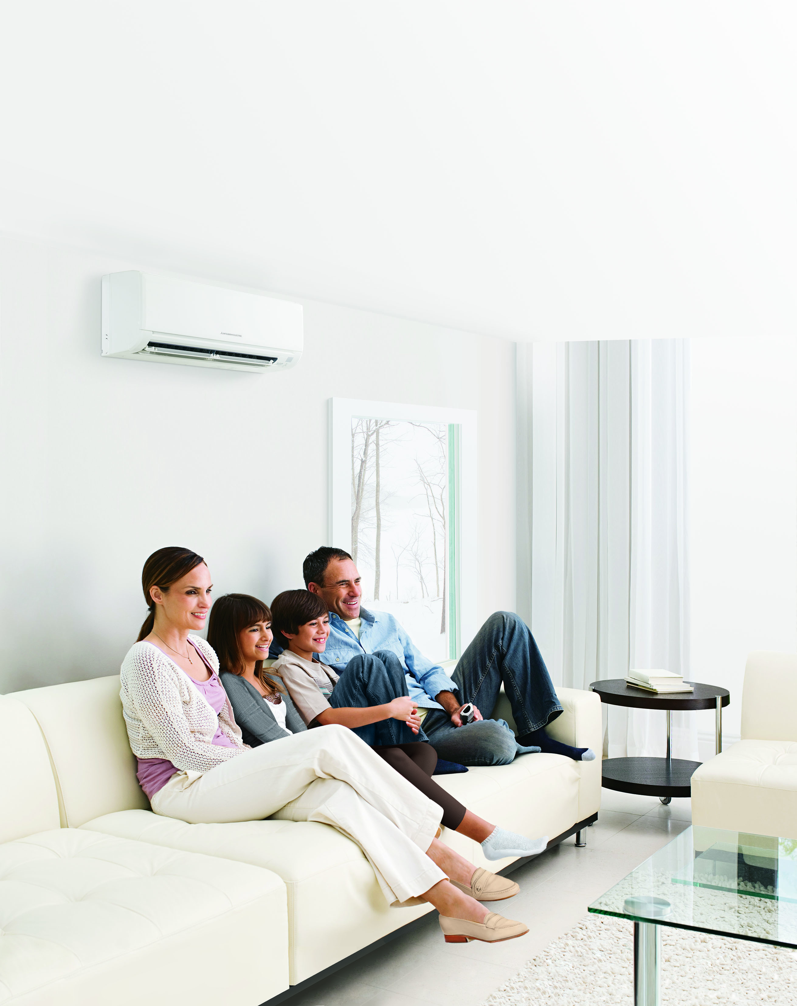 Lovely Keep Your Home Comfortable. Ductless Heating And Cooling