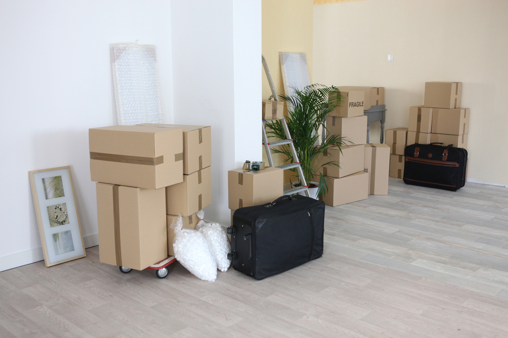 If Youu0027re Moving To A New House, Planning A Yard Sale, Or Getting Ready For  Home Remodeling, A Temporary Storage Unit Will Give You A Safe And Secure  Place ...