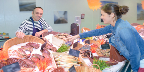 seafood market Bon Secour AL