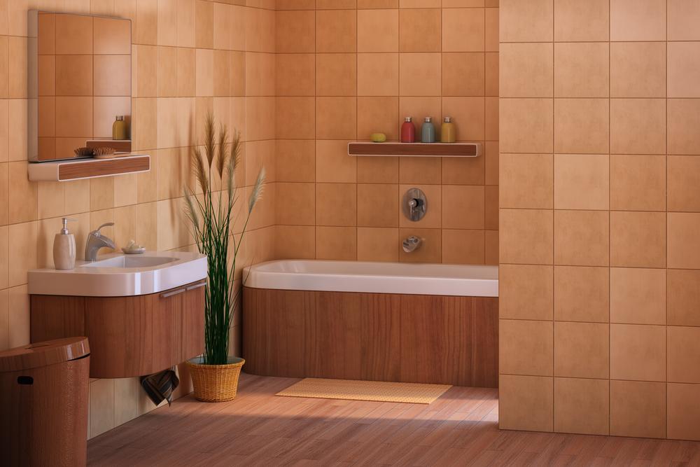 Tile Contractors Discuss Ceramic Vs Porcelain Tile For Bathroom