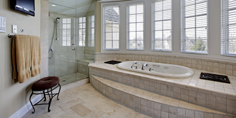 Nobody Likes Stepping Out Of A Hot Shower And Onto The Ice Cold Bathroom  Floor. Eliminate This Discomfort By Adding In Floor Heat To Your Bathroom.