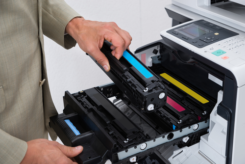 office equipment leasing