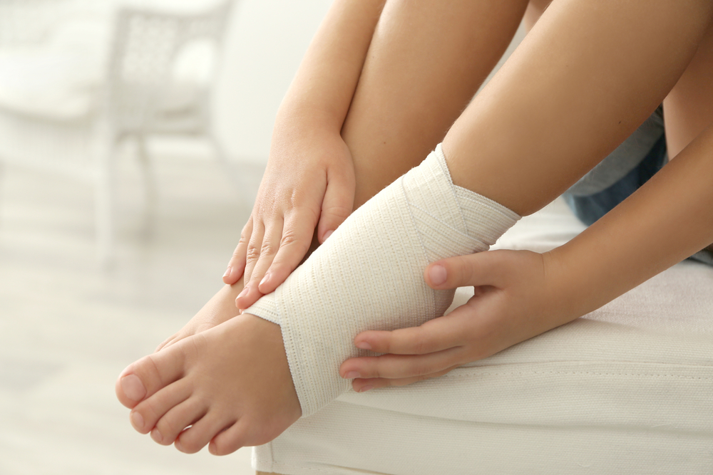Types of Ankle Sprains Based on Severity & the Mostly Happens