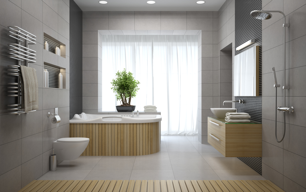 Tips For Boosting Home Value With A Bathroom Remodel B D Home - Bathroom remodel value