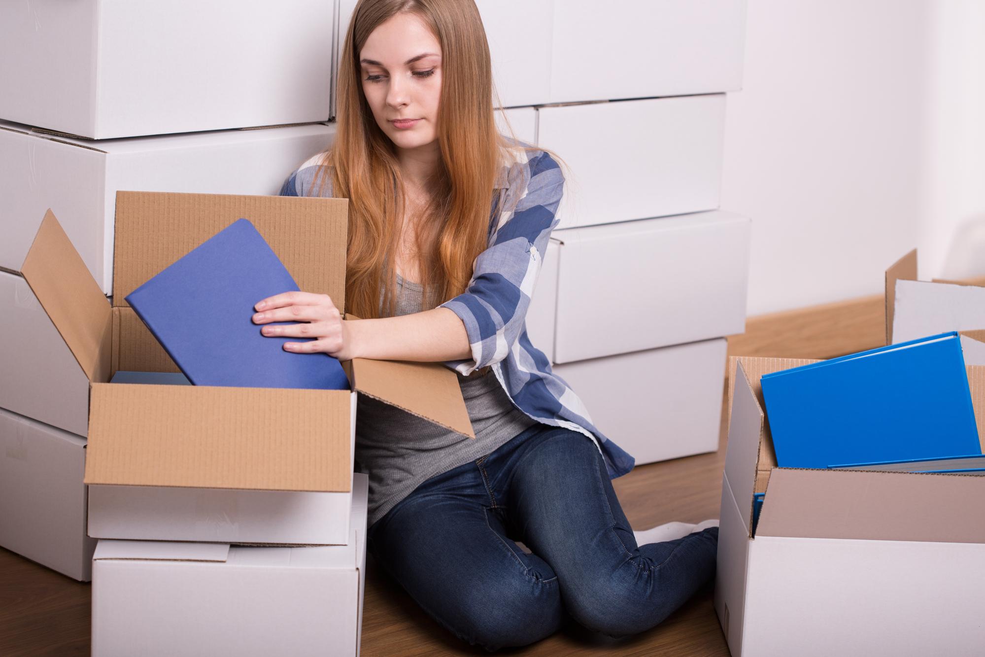 apartment moving Hamilton County OH