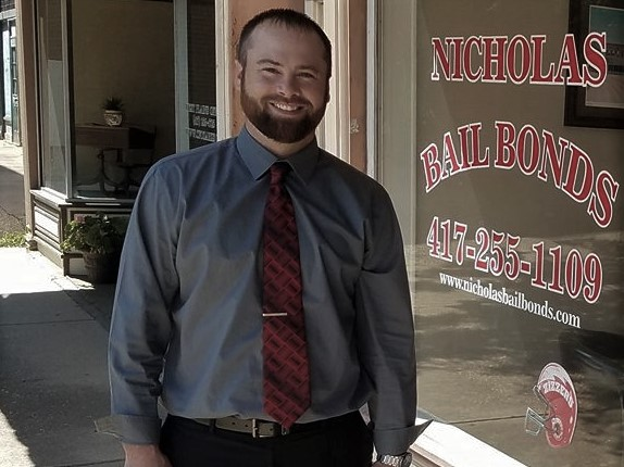 Bobby Roberts, Surety Agent, Nicholas Bail Bonds