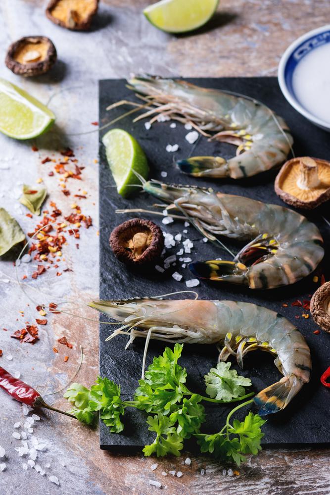 shrimp Bon Secour AL