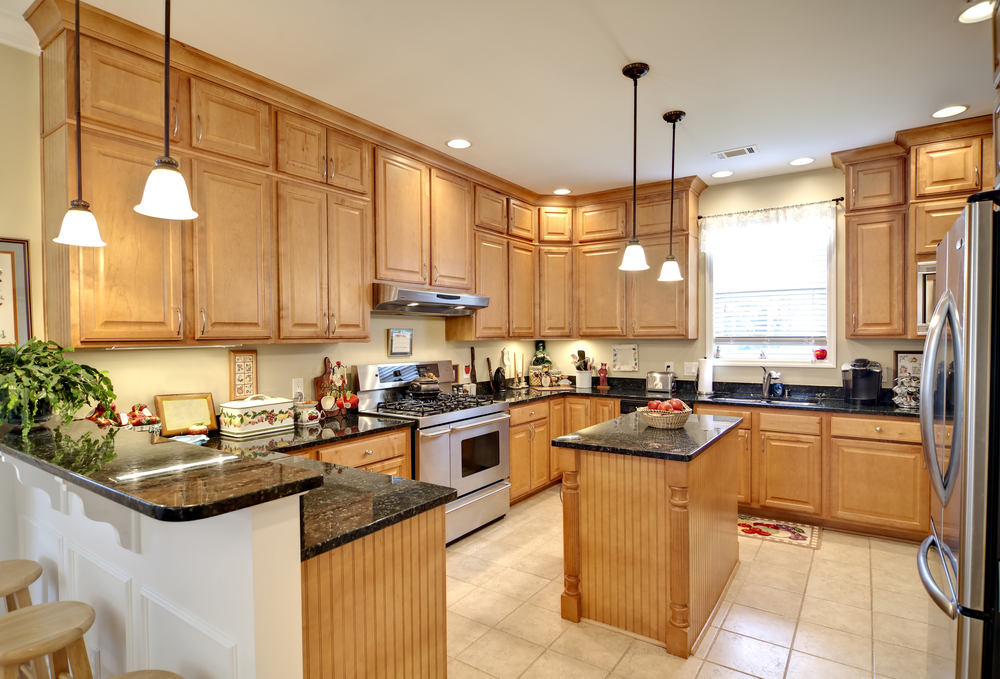 Ceramic Tile & More: Easy-to-Clean Kitchen Flooring ...