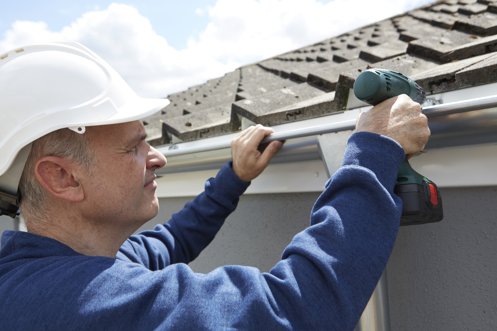 Prevent Roof Leaks By Replacing Your Gutters Alexander