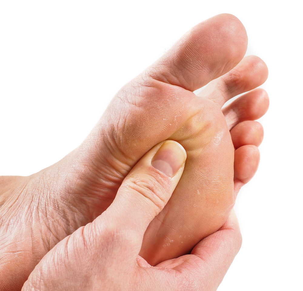 How to Manage Chronic Foot Pain in Older People - Better Foot Care ...