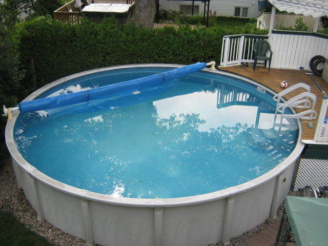 Top 4 Summer Maintenance Tips For Above Ground Pools
