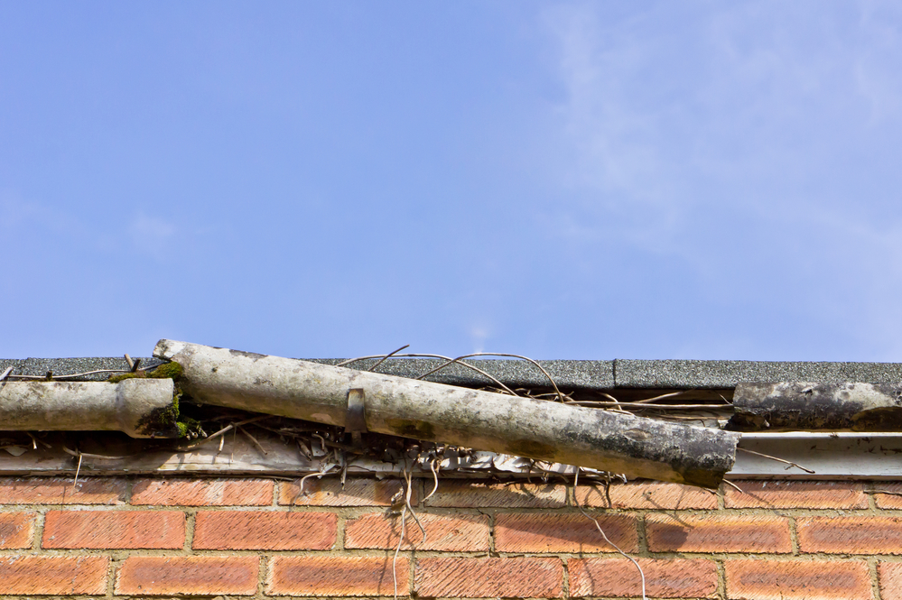 Gutter Repair Should You Get New Gutters With A New Roof