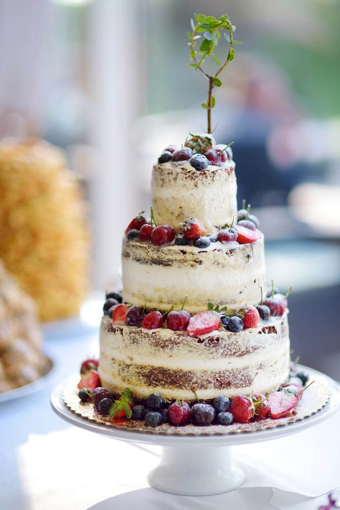 Top 3 Amazing Wedding Cake Ideas For 2017 Nuptials