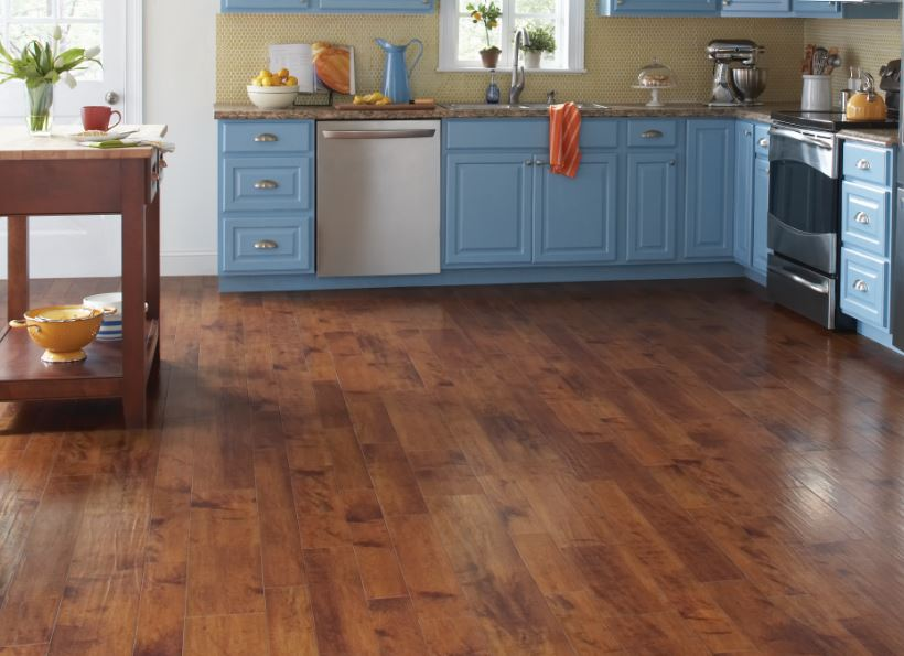 Hardwood Flooring Activates Allergies