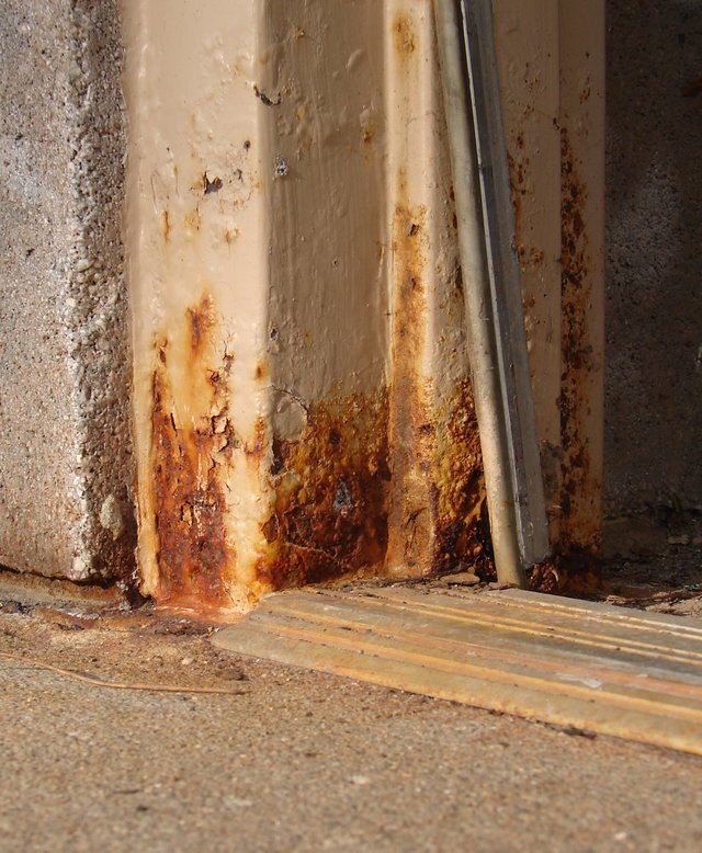 Series 3, Part 7: How Does Humidity Accelerate Metal Door