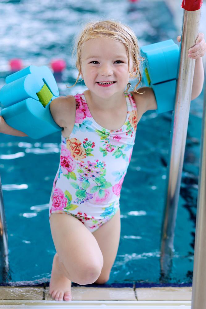 When You Should Start Swim Lessons For Kids Greene