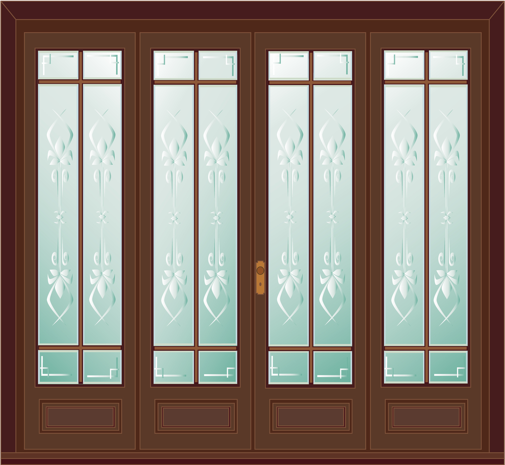3 types of custom glass that can transform your home for Decorative window glass types