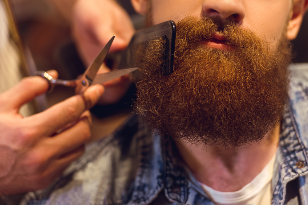 trusted honolulu barber shop gives beard grooming tips. Black Bedroom Furniture Sets. Home Design Ideas