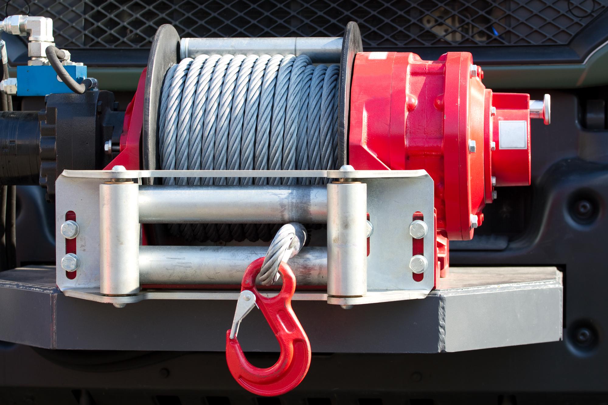 winch repair