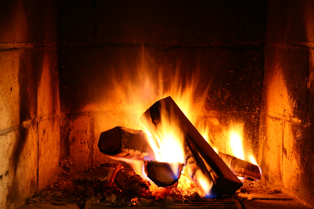 What Are Gas Fireplace Logs Amp How Do They Work Casual