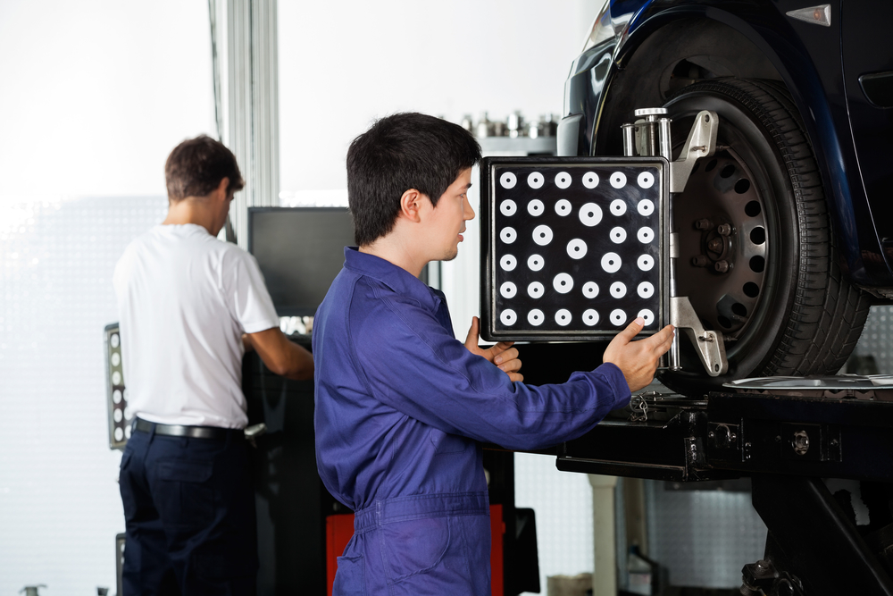 How Often Should I Get A Wheel Alignment Murray S Auto Body Shop