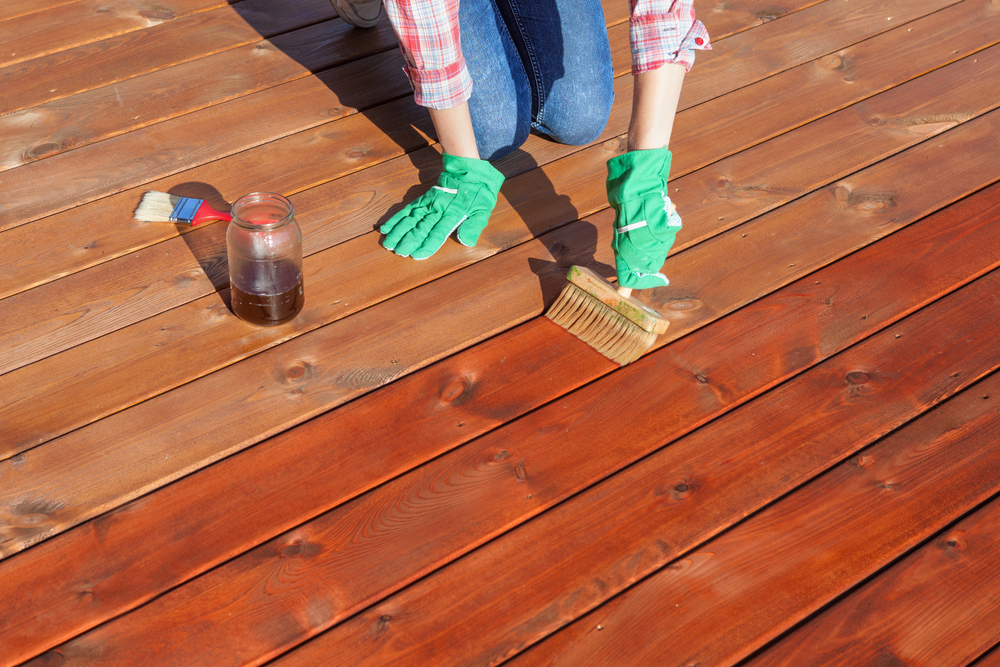When Is The Right Time To Get Deck Staining Services La