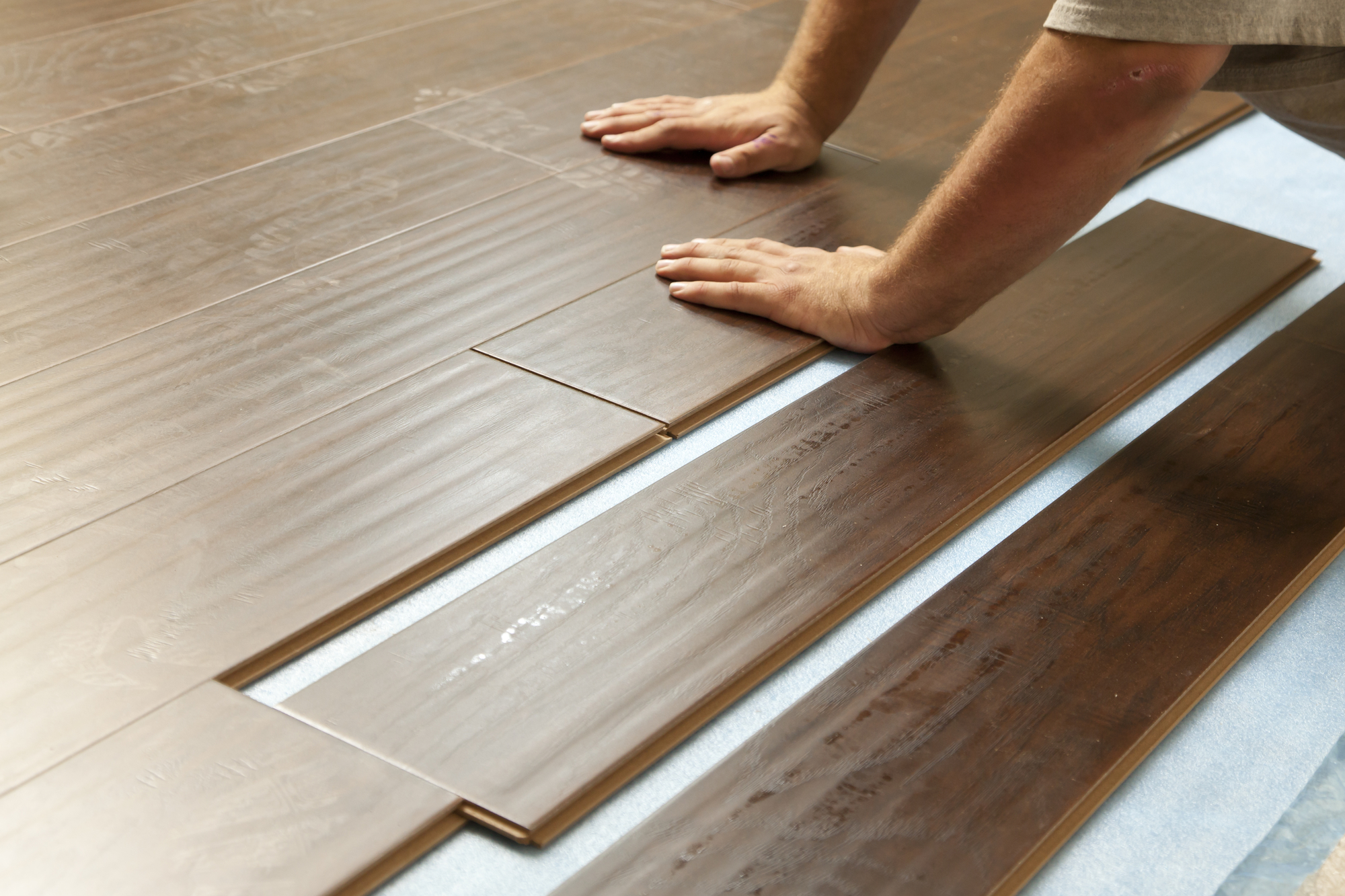 Tips For Selecting Basement Floor Materials Zdon Builders Inc - Best flooring for moist basement