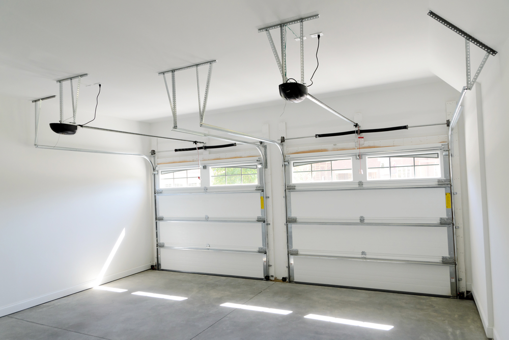 The Basics On How A Garage Door Works Original Triad Door Company