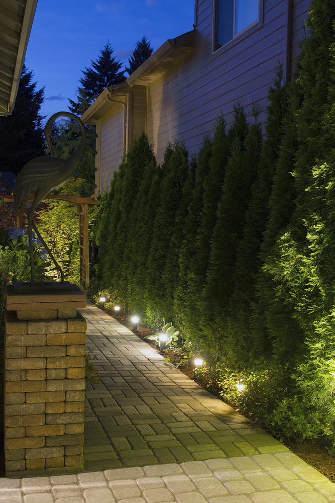 How To Choose The Best Landscape Lighting For Your Home