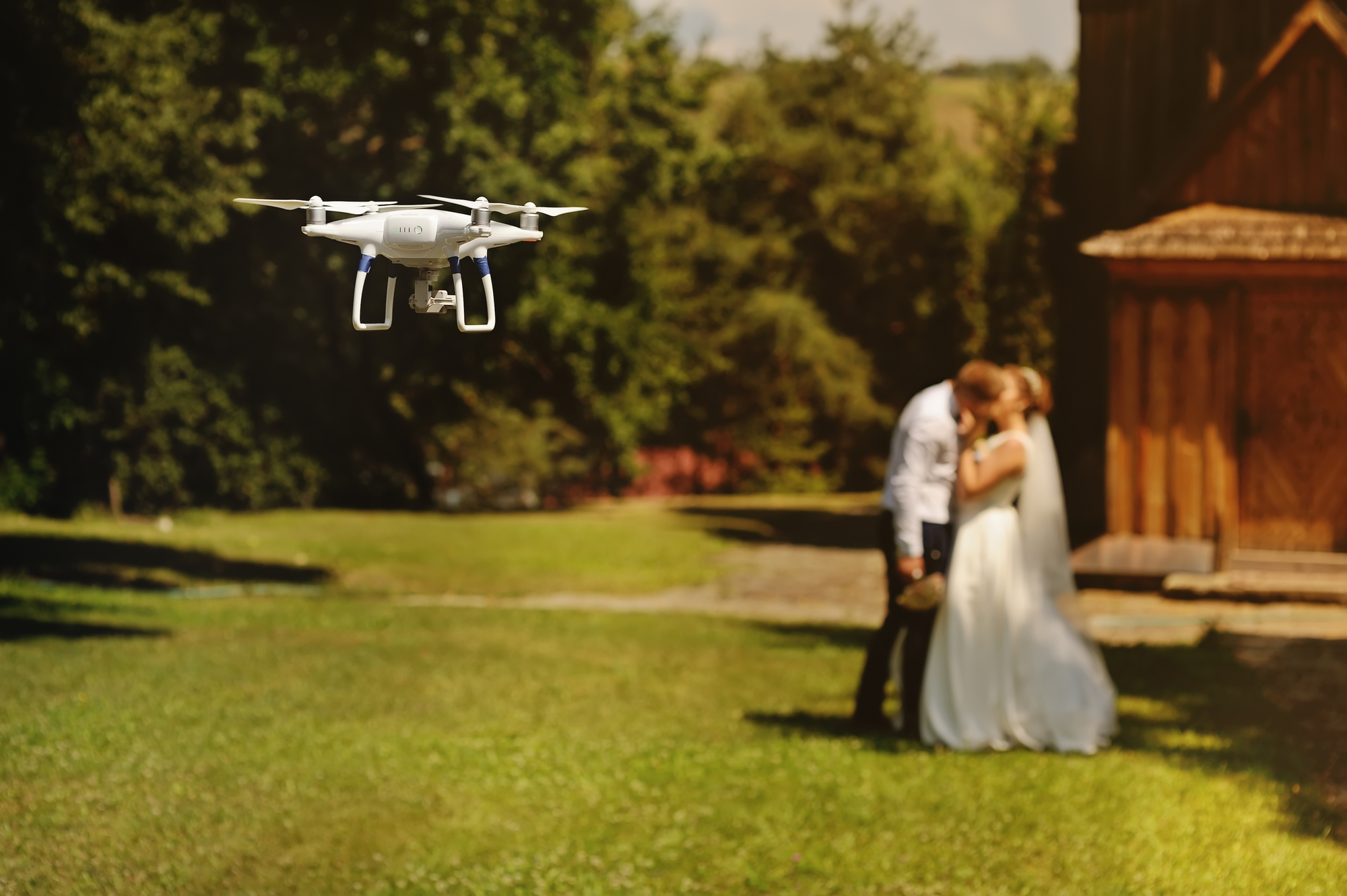 3 Ways Businesses Benefit From Drone Photography & Video
