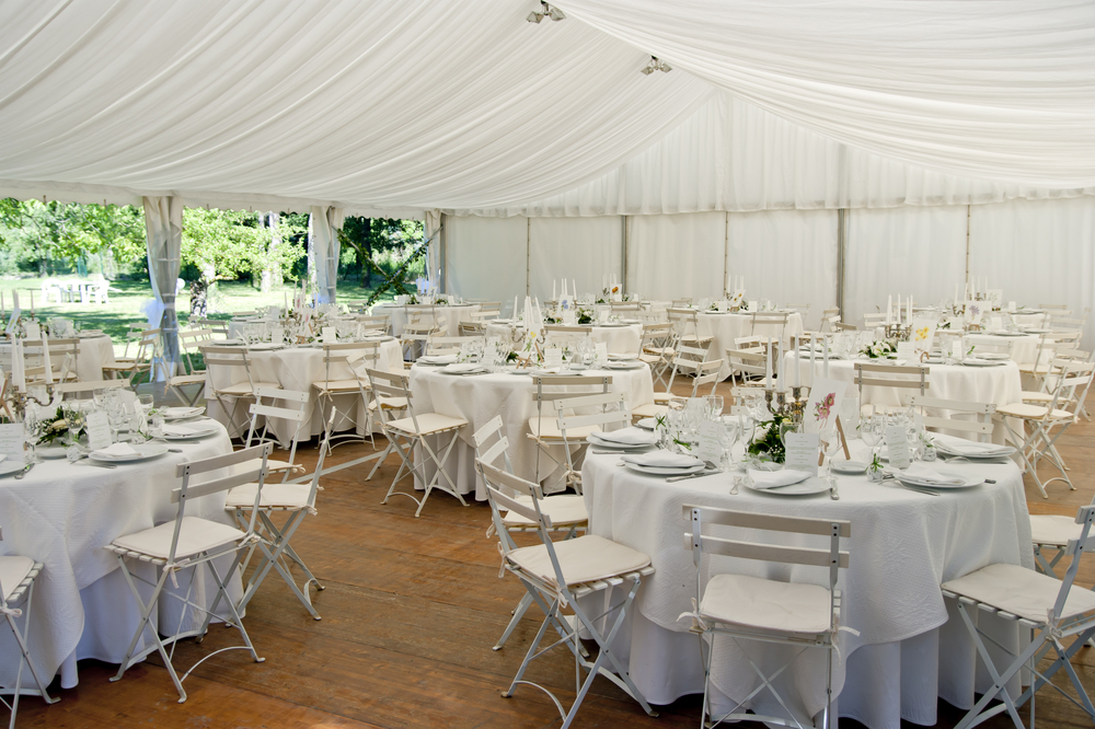 Wedding Rentals How To Choose The Perfect Tent
