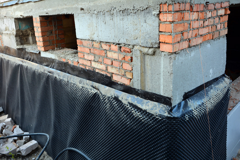3 Reasons To Consider Exterior Foundation Waterproofing All American Basement Waterproofing