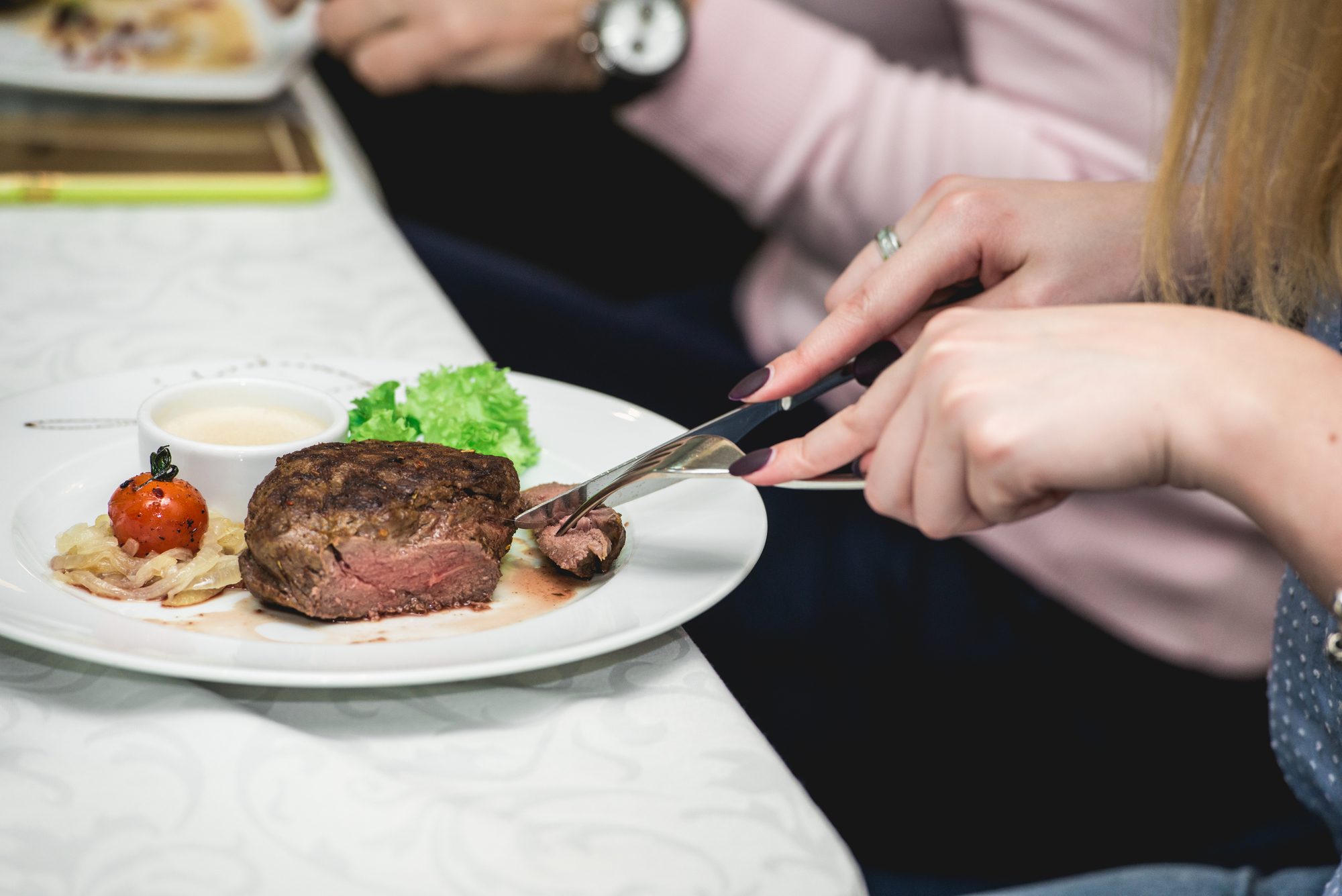 The 5 Levels Of Steak Doneness Beffa S St Louis Nearsay