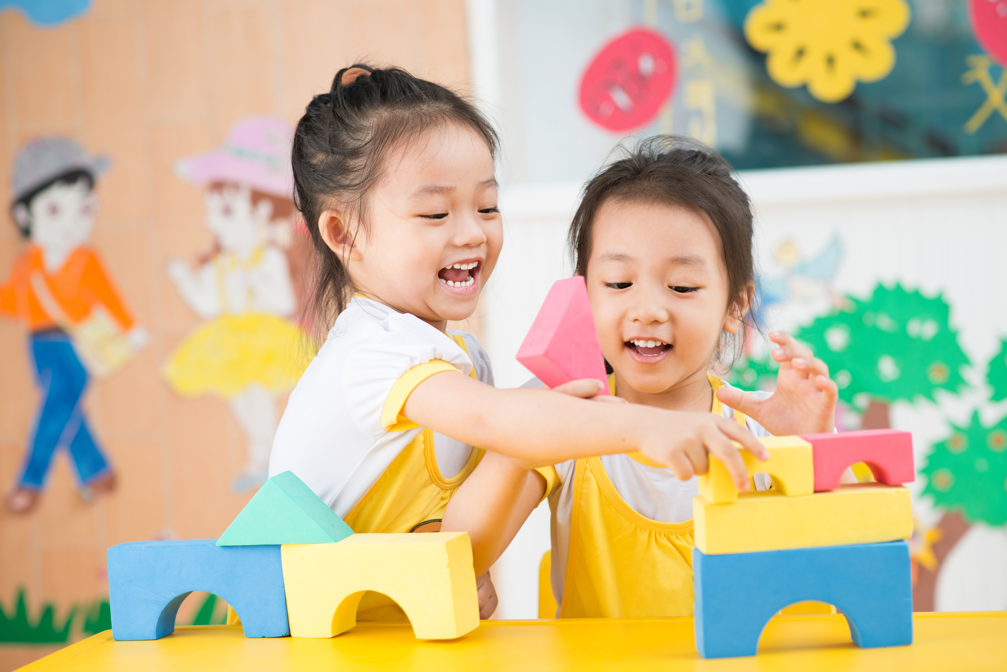 Early Childhood Education Center Explains the Benefits of