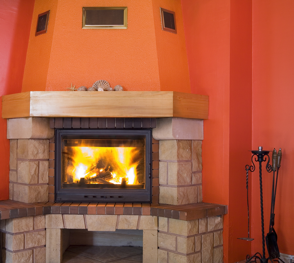 Wood Burning Or Gas Fireplace Installation Which Should