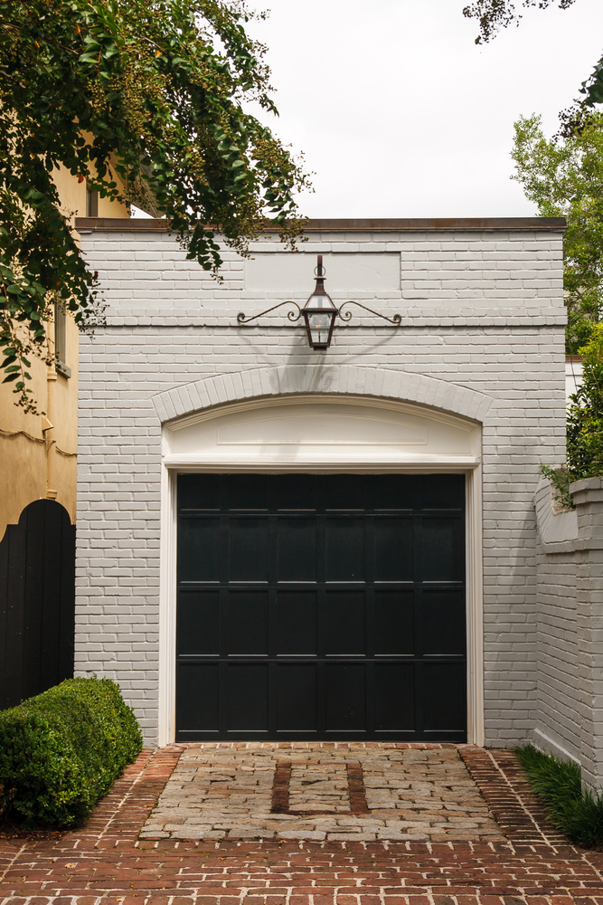 5 tips for having garage doors painted garage door near for Plymouth garage doors