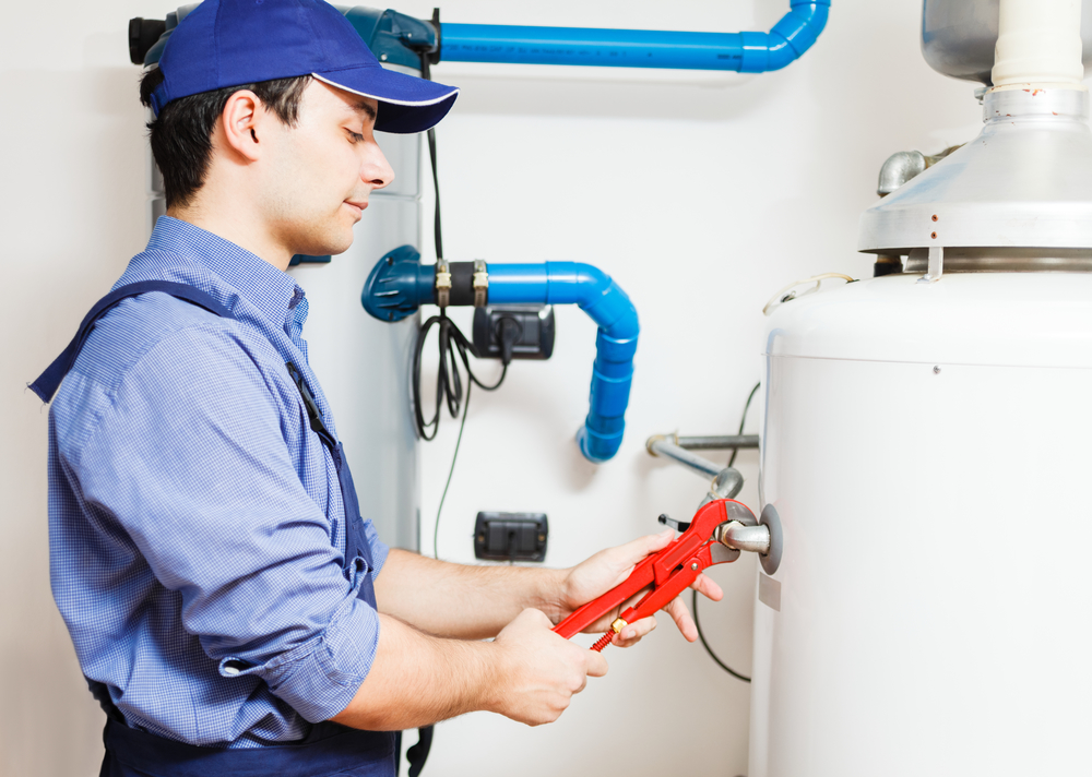 Water heater Pine Grove CA