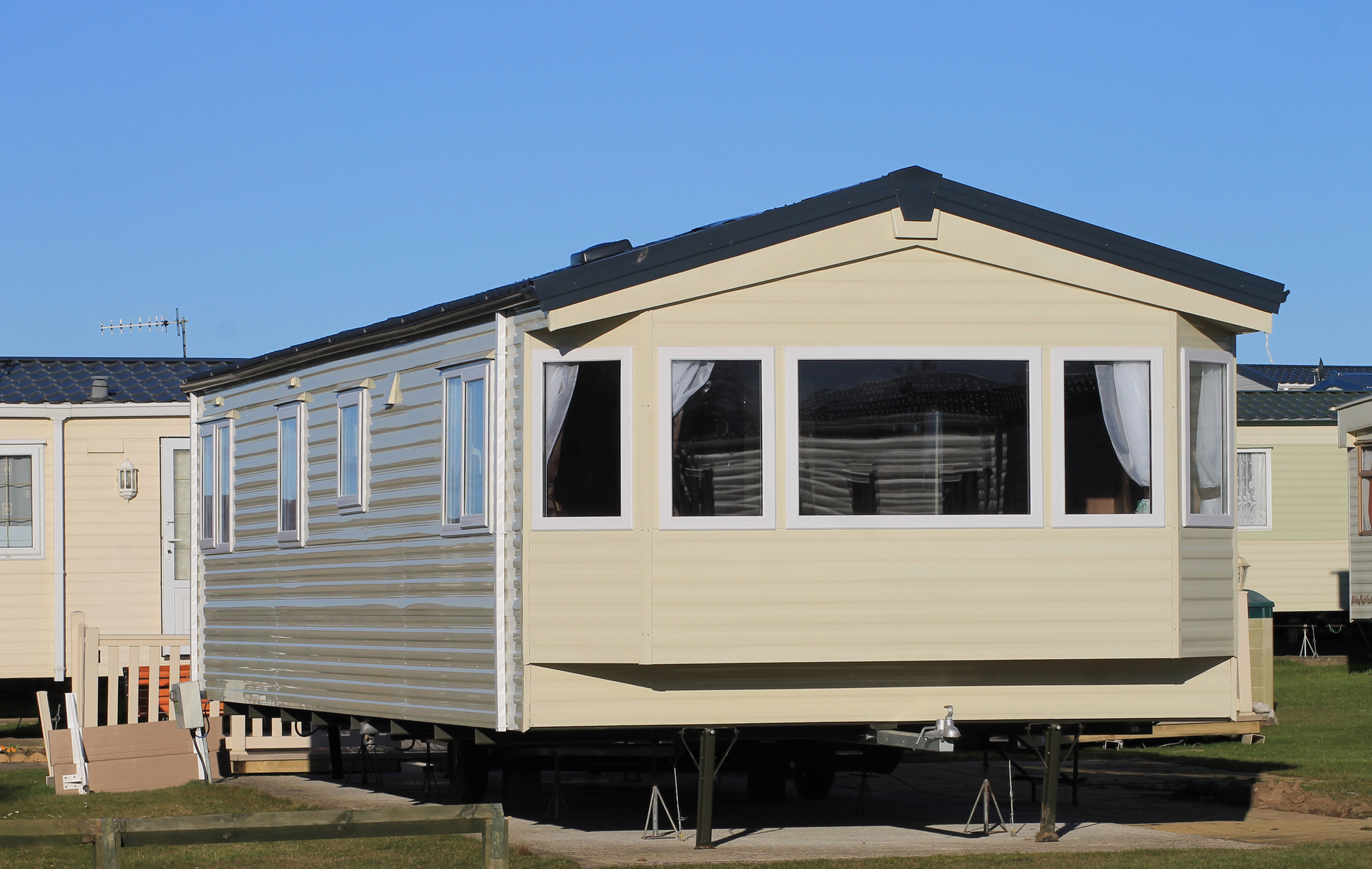 new mobile home