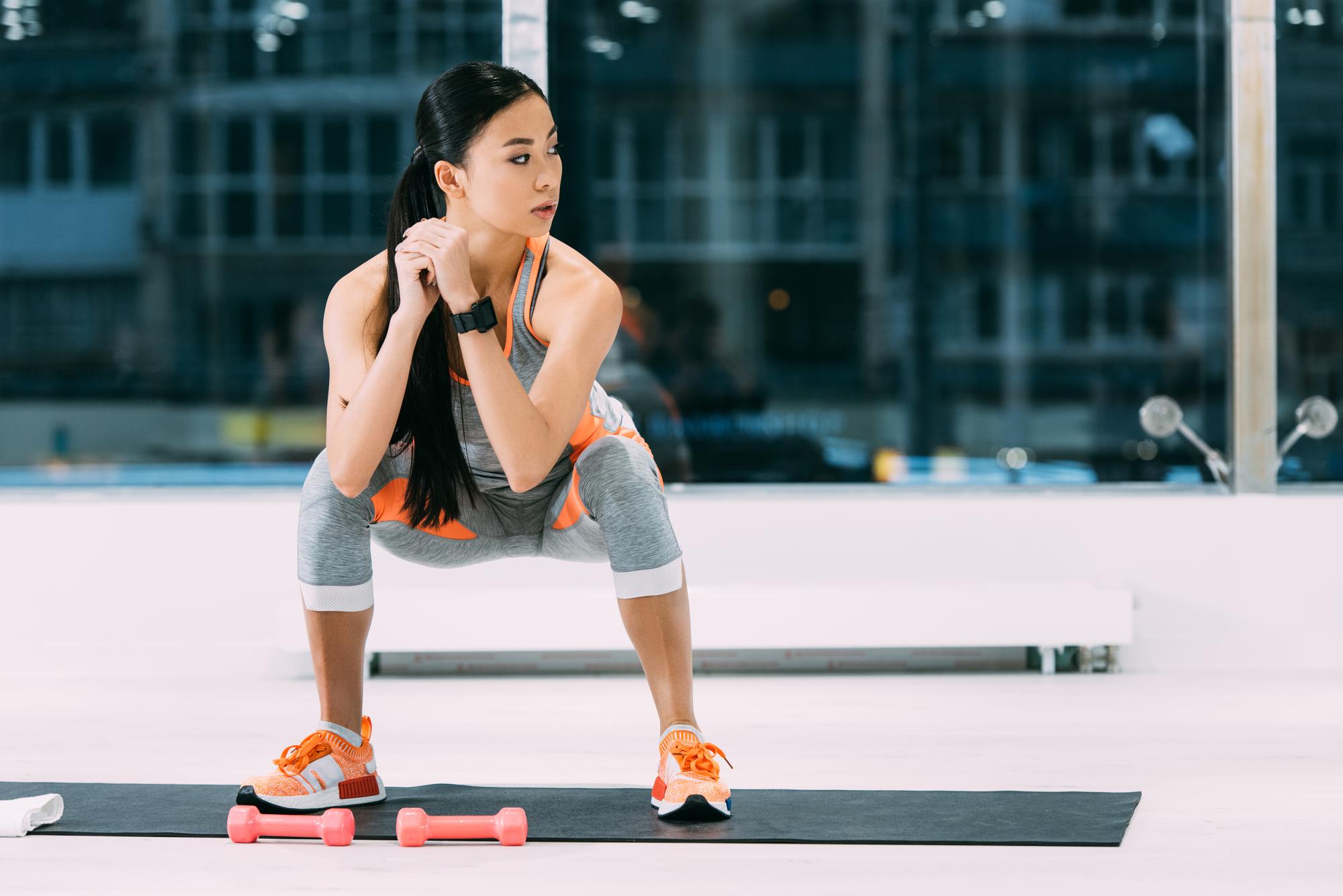 exercise clothing
