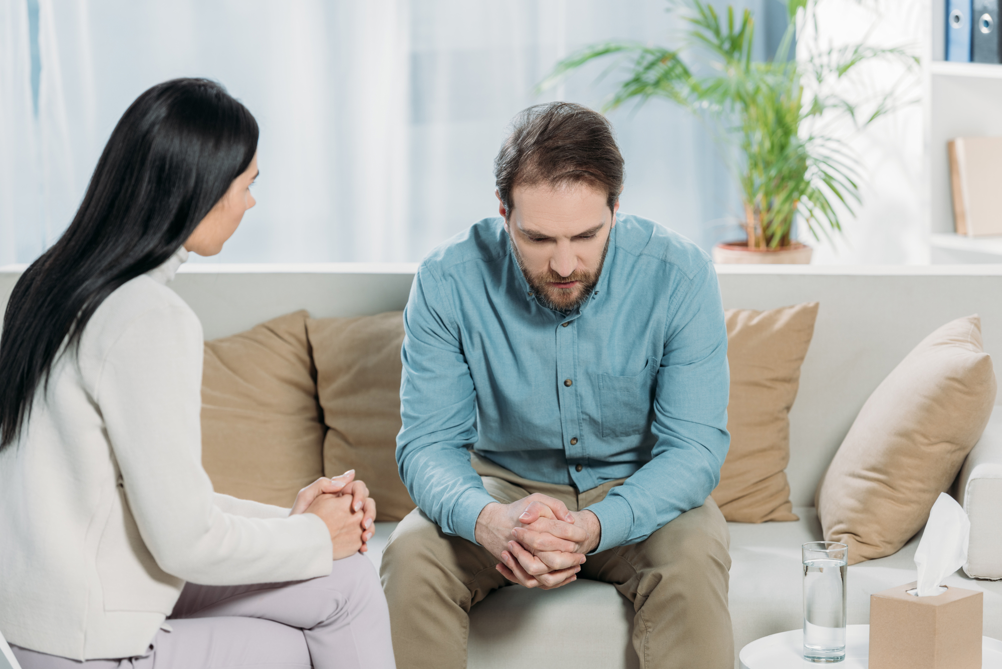 PTSD counseling
