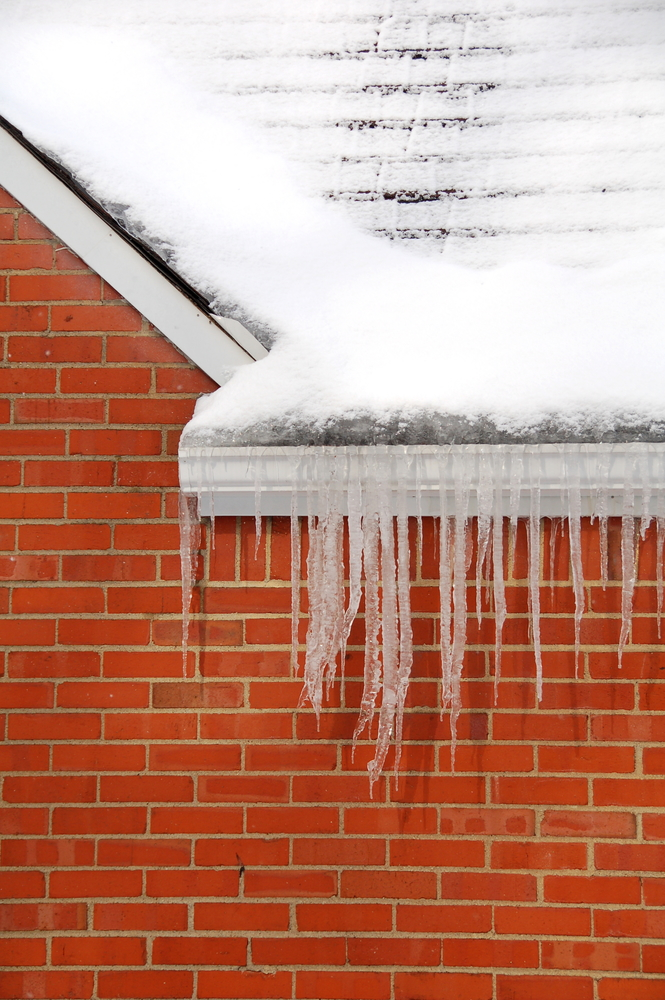 It May Feel Like Spring But Ice Dams Can Still Damage