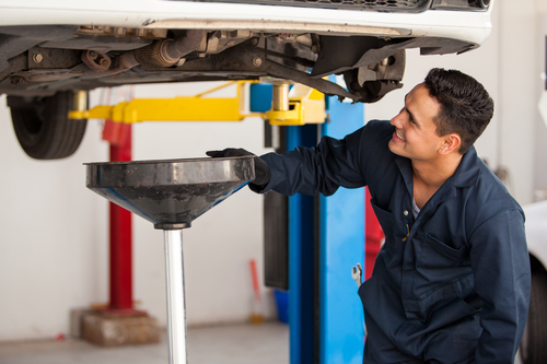 An Auto Repair Shop Explains the Importance of Servicing High